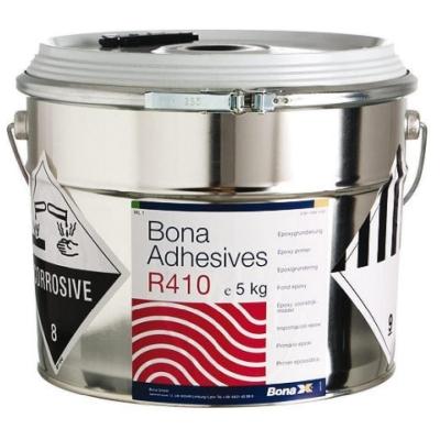 Двухкомпонентная эпоксидная грунтовка Bona R 410 Бона Р410