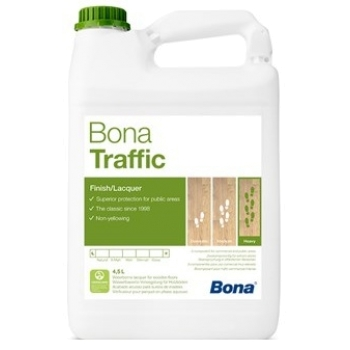 Лак Bona Traffic Бона Трэффик