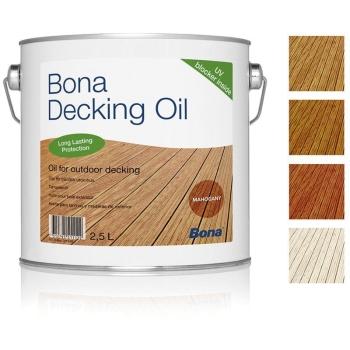 Масло для террас Bona Deck Oil Бона Дек Ойл