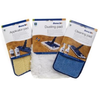 Bona Microfiber Cleaning Pad пад для швабры Bona