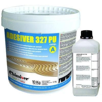 Полиуретановый клей 2К Chimiver Adesiver 327 Чимивер Адезивер ПУ