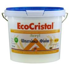 Акриловая шпаклевка EcoCristal Ирком Финиш ИР-24