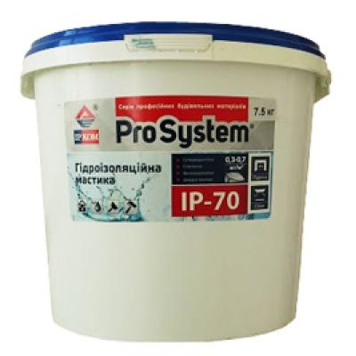 Гидроизоляционная мастика Ирком ИР-70