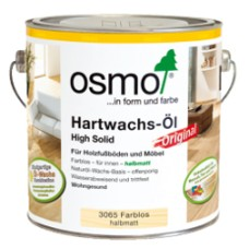 Osmo Hartwachs Oil Original 3032/3062 Осмо Хартвач Оил Ориджинал
