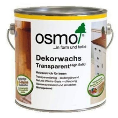 Osmo Dekorwachs Transparent Осмо Декорвач Транспарент