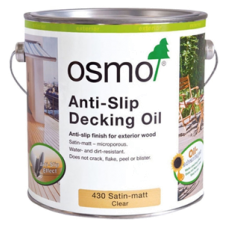 Масло для террас Osmo 430 Anti-Rutsch Terrassen-Ol
