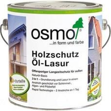 Масло для наружных работ Osmo Holzschutz Oil Lasur