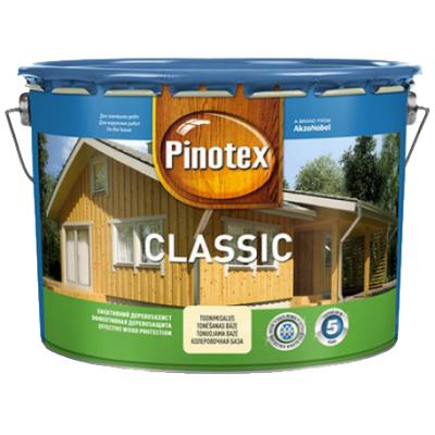 Pinotex Classic Lasur краска для дерева