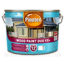 Краска Pinotex Wood Paint Duo VX+ Пинотекс Вуд Пэйнт Дуо ВХ+