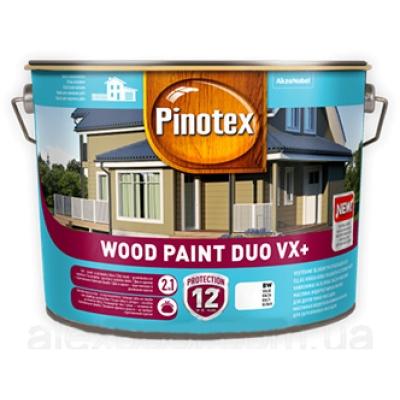 Краска Pinotex Wood Paint Duo VX+