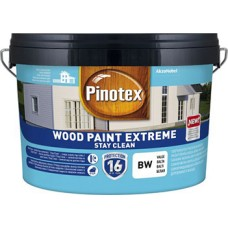 Краска для дерева Pinotex Wood Paint Extreme Пинотекс Пейнт Экстрим