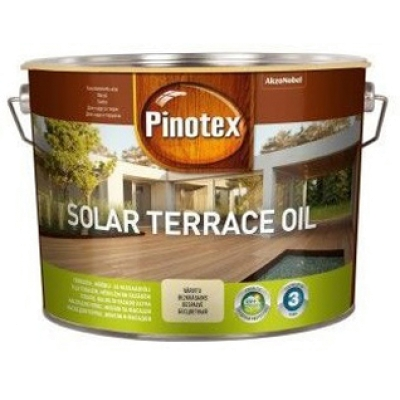 Масло для террас  Pinotex Solar Terrace Oil