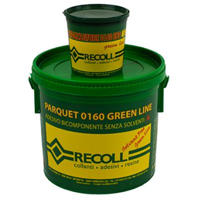Клей для паркета Recoll Parquet 0160 Green Line 2K