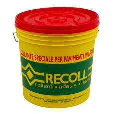 Дисперсионный клей для паркета Recoll P6 KR
