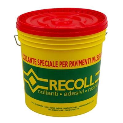 Дисперсионный клей для паркета Recoll P6/RR