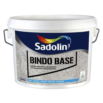 Грунтовочная краска Sadolin Bindo Base