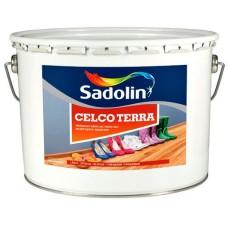 Паркетный лак Sadolin Celco Terra Садолин Селко Тера