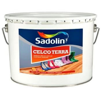 Паркетный лак Sadolin Celco Terra