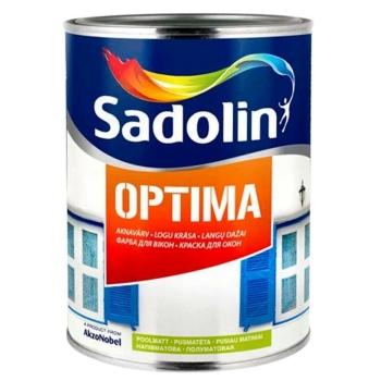 Краска для окон Sadolin Optima Садолин Оптима