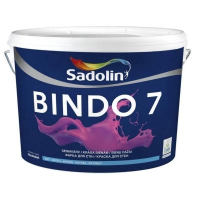Краска Sadolin Bindo 7