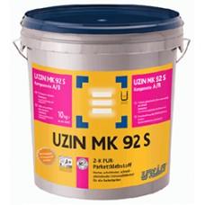 Uzin MK-92S Узин МК 92С полиуретановый клей 2К