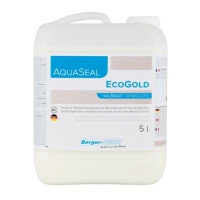 Berger Aqua Seal Eco Gold лак для паркета