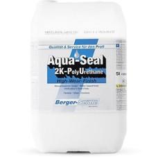 Лак для пола Berger Aqua Seal 2K-PU