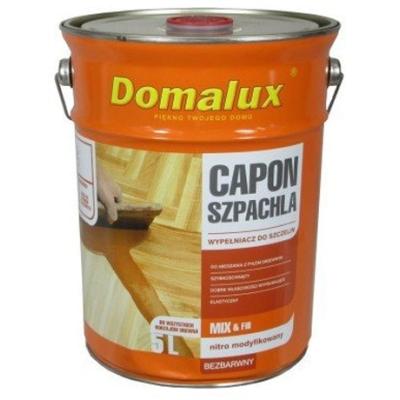 Шпаклевка на растворителе  Domalux Capon Szpachla