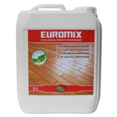 Лак для пола Euromix 1К Евромикс