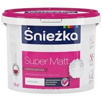 Краска Sniezka Super Matt Снежка Супер Мат