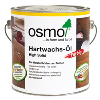 Osmo Hartwachs-Ol Farbig Осмо цветное масло