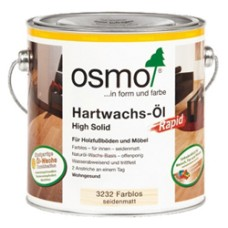 Osmo Hartwachs Ol Rapid 3232/3262 Осмо Хартвач Оил Рапид