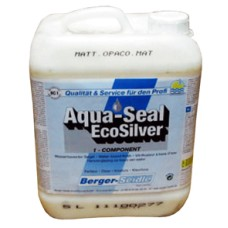Лак для пола Berger Aqua Seal Eco Silver