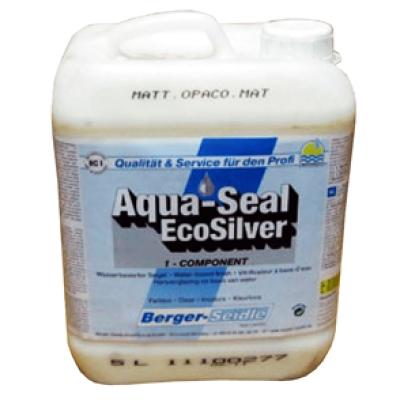Лак для пола Berger Aqua Seal Eco Silver
