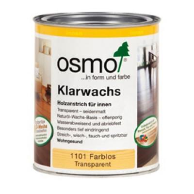 Масло Osmo Klarwachs 1101 Кларвач