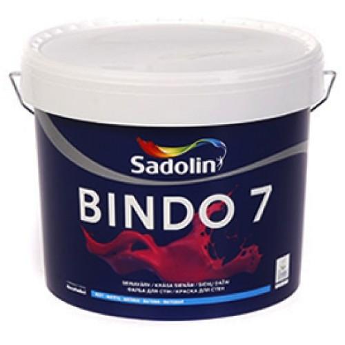 Краска Sadolin Bindo 7 Садолин Биндо-7