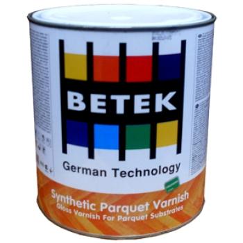 Паркетный лак Betek Synthetic Parquet Varnish полумат