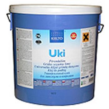 Универсальный клей для линолеума и ковролина Kiilto Uki Киилто Юки