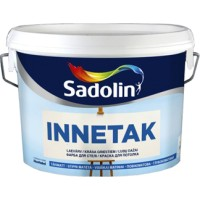 Краска для потолка Sadolin Innetak Садолин Иннетак