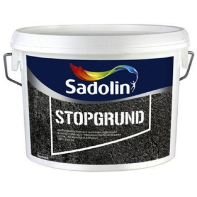 Грунтовочная краска Sadolin Stopgrund