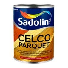 Лак для пола Sadolin Celco Floor Aqua (Celco Parquet) Садолин Селко Флур Аква
