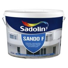 Краска для фасада Sadolin Sando F Садолин Сандо Ф