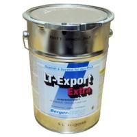 Лак для пола Berger LT Export Extra Бергер ЛТ Экспорт Экстра