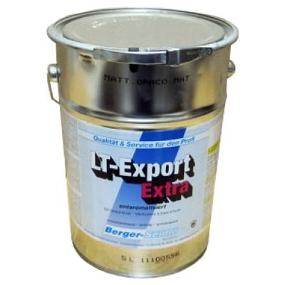 Лак для пола Berger LT Export Extra